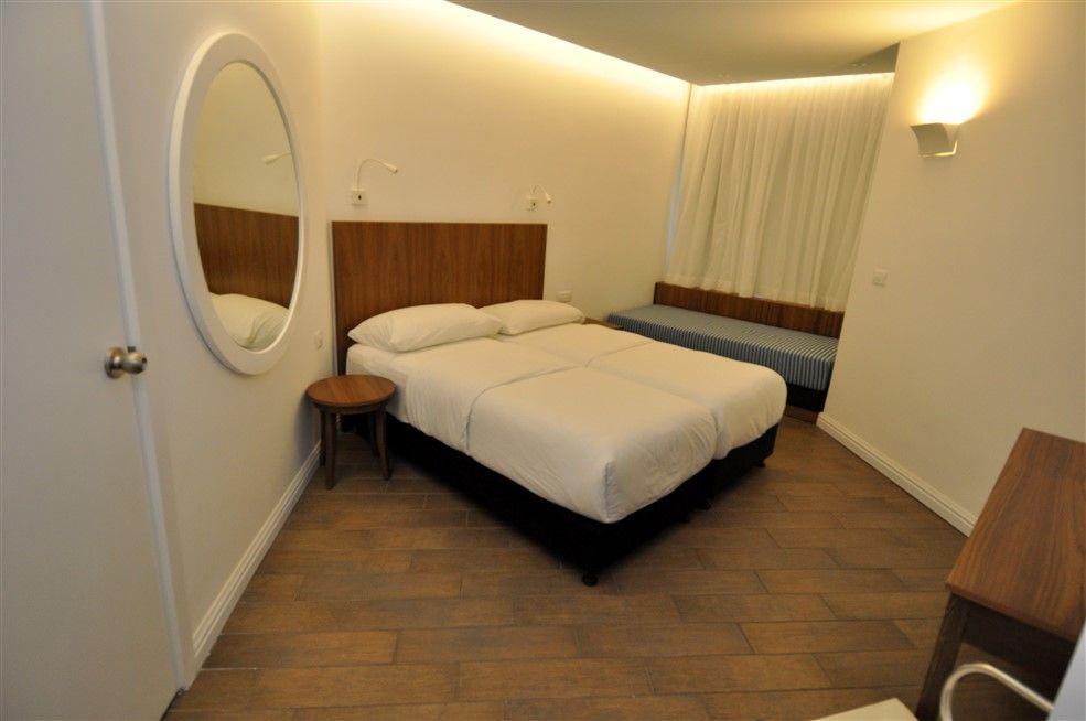 מלון U קלאב - קורל ביץ אילת