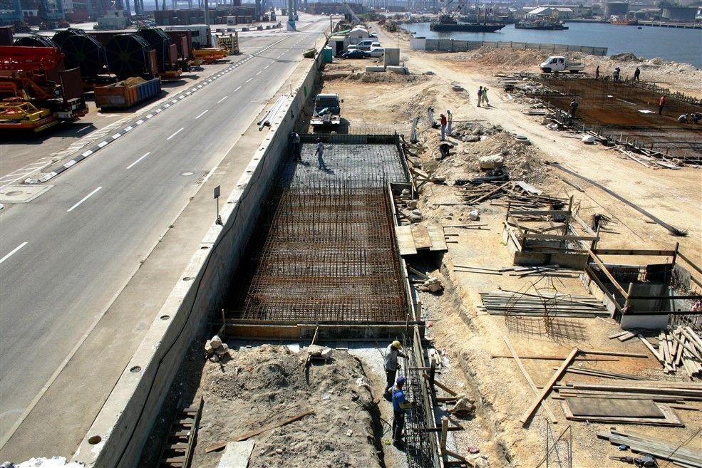 מחלקת ים - נמל חיפה