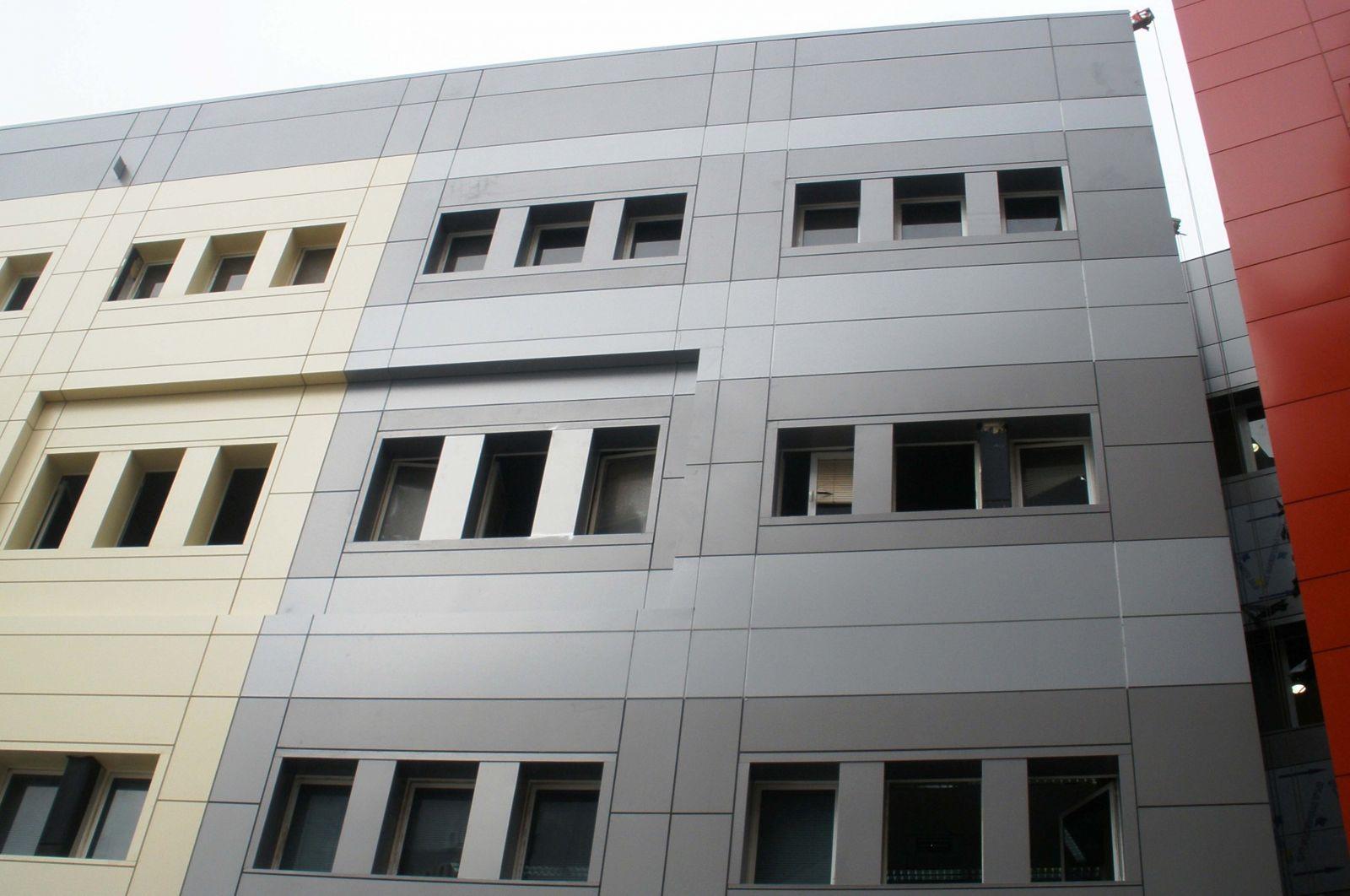 הדיור הממשלתי - נצרת