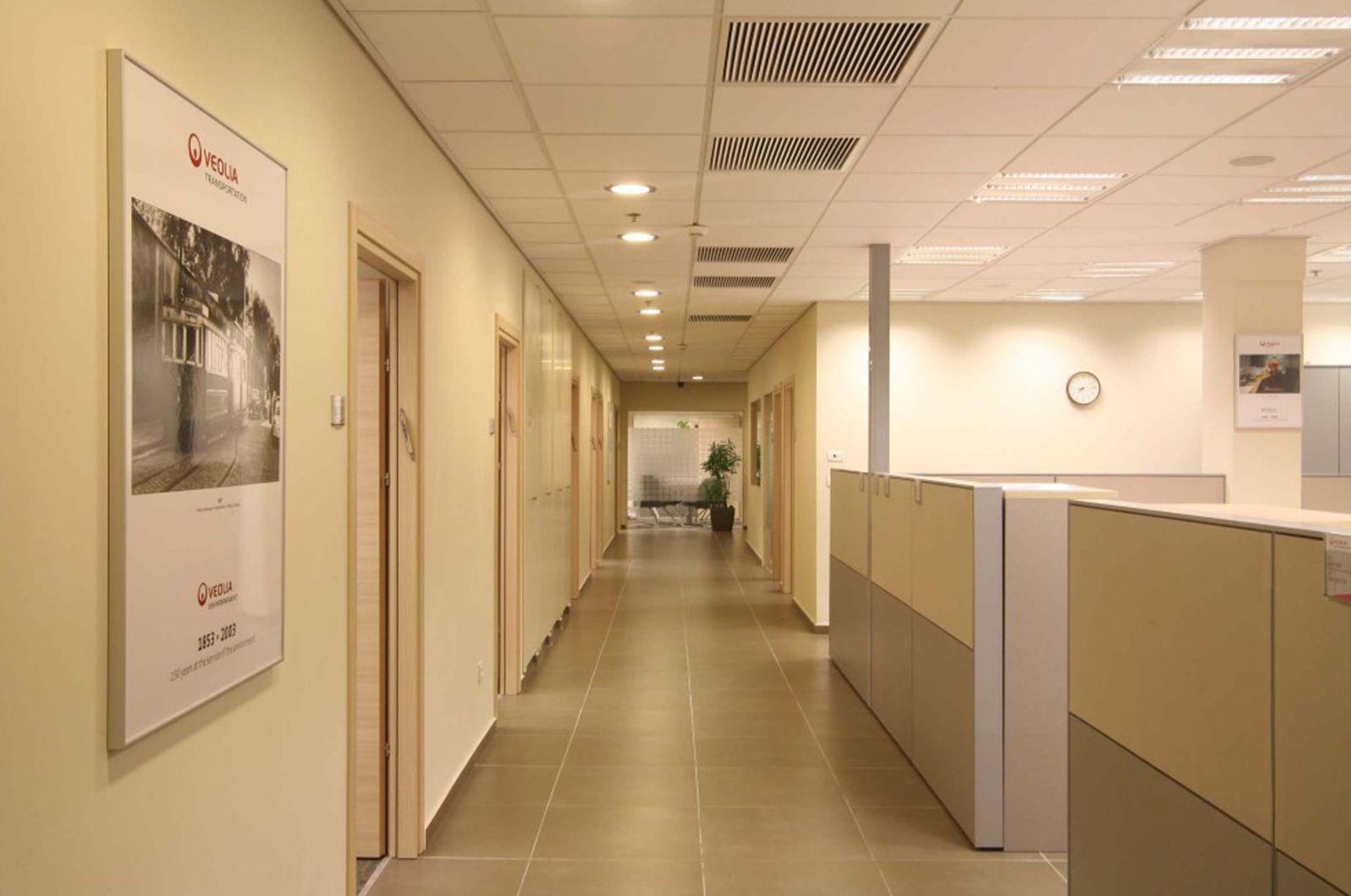 משרדי בריטיש - עופר